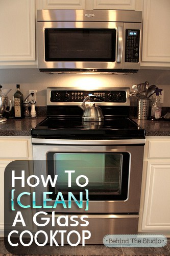 Homemade Eyeglass Cleaner >> Homemade Glass Cooktop Cleaner - Amature Housewives
