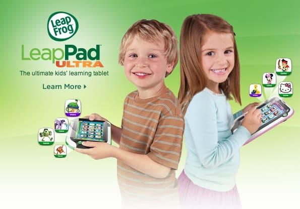 Ultimate Kids' Learning Tablet #LeapPadPreOrder - http://clvr.li/17ykpTi
