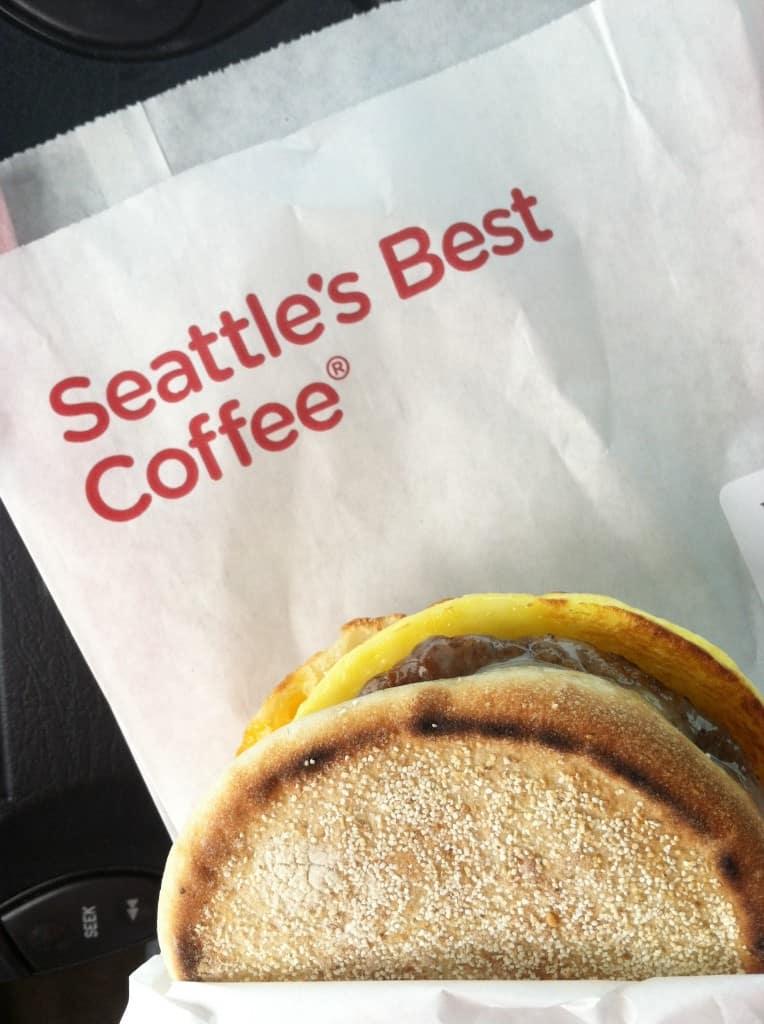 Pumpkinber at Seattle's Best