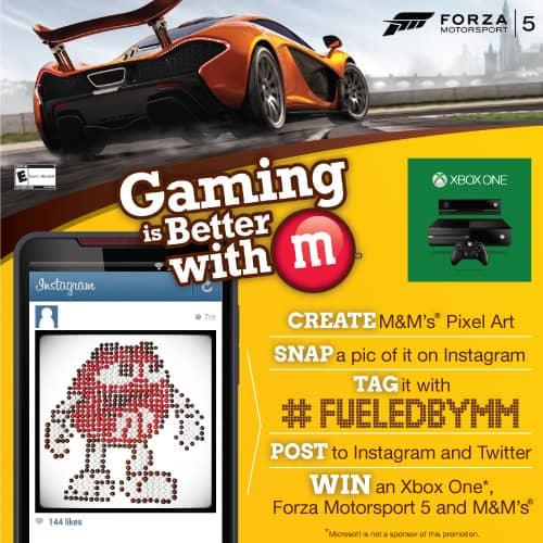 Forza Motorsport 5 Gift Guide - #FueledbyMM #cbias #shop