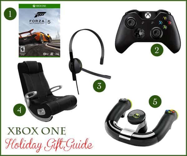 Forza Motorsport 5 Gift Guide for Xbox One - #FueledbyMM #cbias #shop