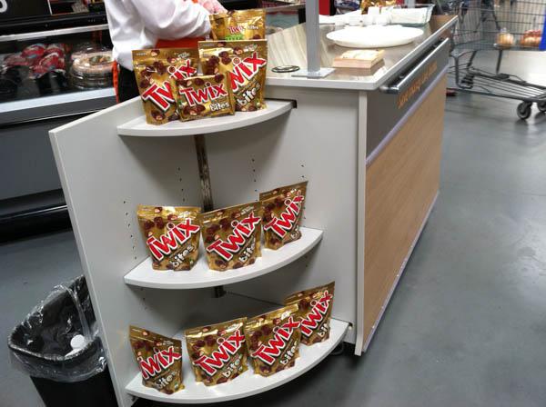 TWIX® Caramel Cookies - #eatmorebites #cbias #ad