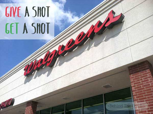 Get your child's back to school immunizations and give another child a shot@life! #GiveaShot #shop #cbias