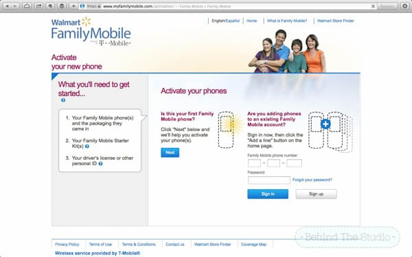 Walmart Family Mobile Unlimited Talk Text and Data/Web #Fall4Phones #CollectiveBias #shop