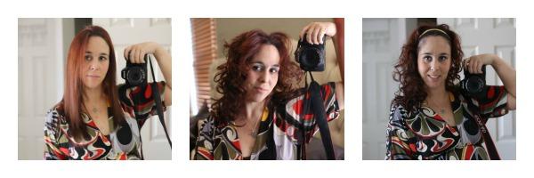 Everyday Hair Styles with Conair® Curl Secret and Conair® 3Q™ #HeartMyHair #Cbias #shop