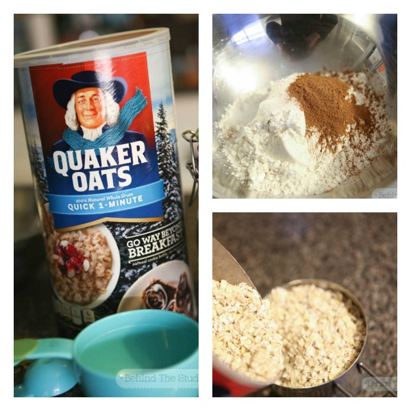Giving the gift of Quaker Oatmeal Recipes for the holidays - #MyOatsCreation #CollectiveBias #spon