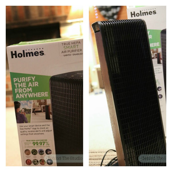 Holmes® Smart Air Purifier