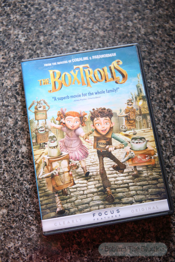 Family movie night with Pop Secret and The Boxtrolls - #pmedia #BoxtrollsFamilyNite #ad