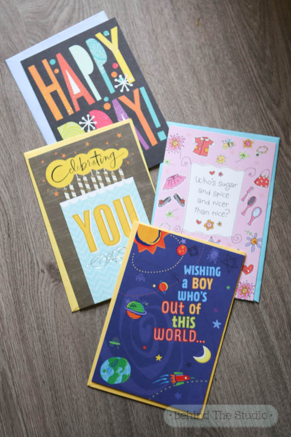 Sending birthday wishes for less with Hallmark Value Cards from Walmart #SendSmiles #AD