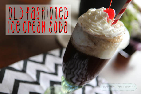 Sharing an old fashioned coca cola Ice Cream Soda for my better half #ShareSmiles #cbias #ad