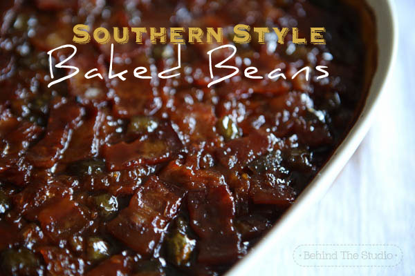Rock your BBQ party with southern style baked beans and Petit Jean ...