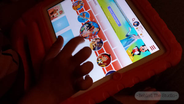 Learning to Read with Disney Storybook Central #DisneyStoryCentral #ad