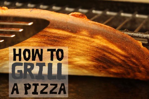 How to grill a pizza - #FlavorYourSummer #Cbias #AD