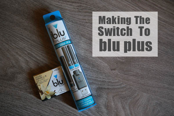 Making the switch to Blu #bluPLUS #ad