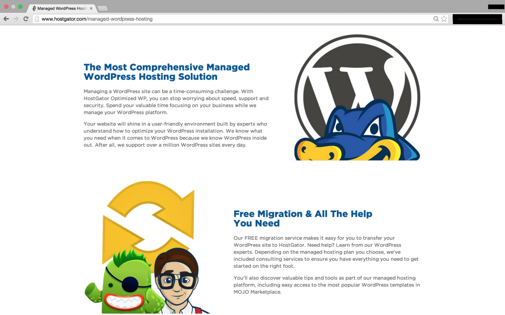 Host Gator has the best new hosting plans just for bloggers #GatorPress #ad