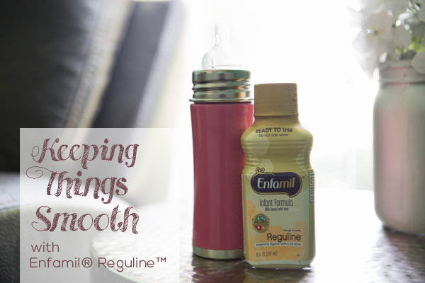 Enfamil Reguline Keeps Things Smooth