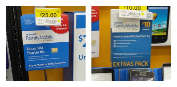 Walmart Family Mobile has some of the best plans for fall #BestPlans4Fall #AD