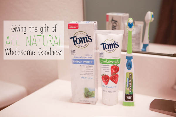 Giving the gift of Natural Goodness #AD #NaturalGoodness