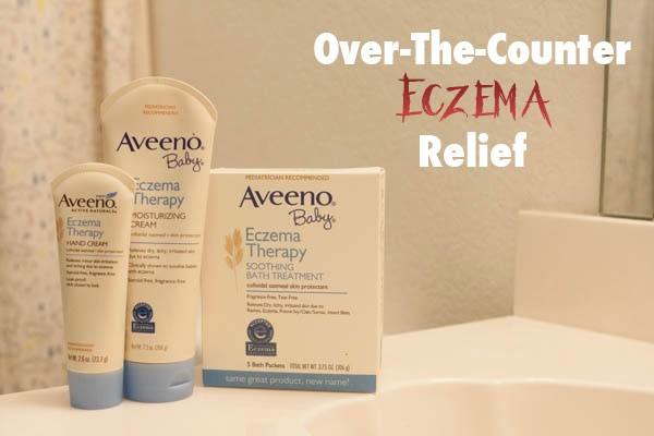 aveeno baby eczema relief