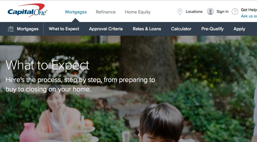Capital One Home Loans - #CapitalOneHomeLoans #ad