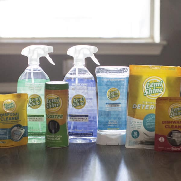 Spring has sprung and there's cleaning to be done with powerful & safe @LemiShine products #SpringtimeCleantime #ad