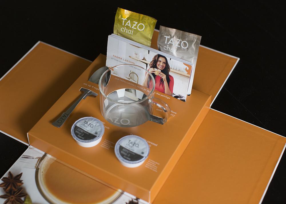 TAZO® Tea: Sweet meets spicy! - #SweetMeetsSpicy #ChaiLatte, #KCup #ad #IC