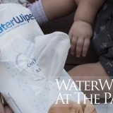 WaterWipes are the perfect tool for dirty hands at the park - #AD #IC #WaterWipesMom
