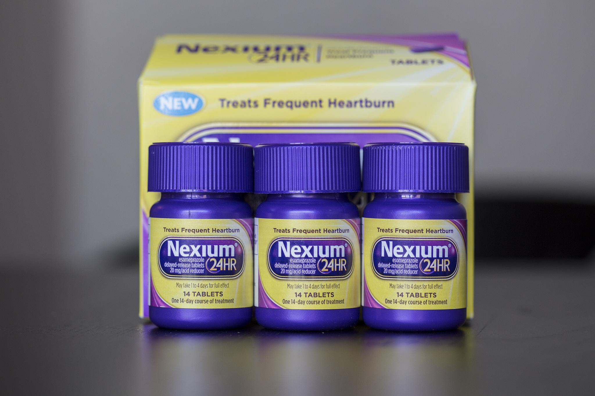 How to beat heartburn with Nexium - pepperoni pizza bites