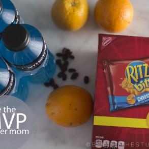 Be the MVP soccer mom! #AD #SaveSnackScore