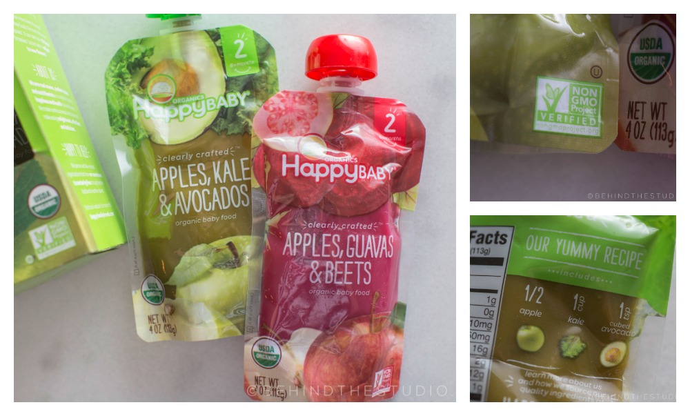 Do you really know what's in your baby's food? #ThisIsHappy #AD