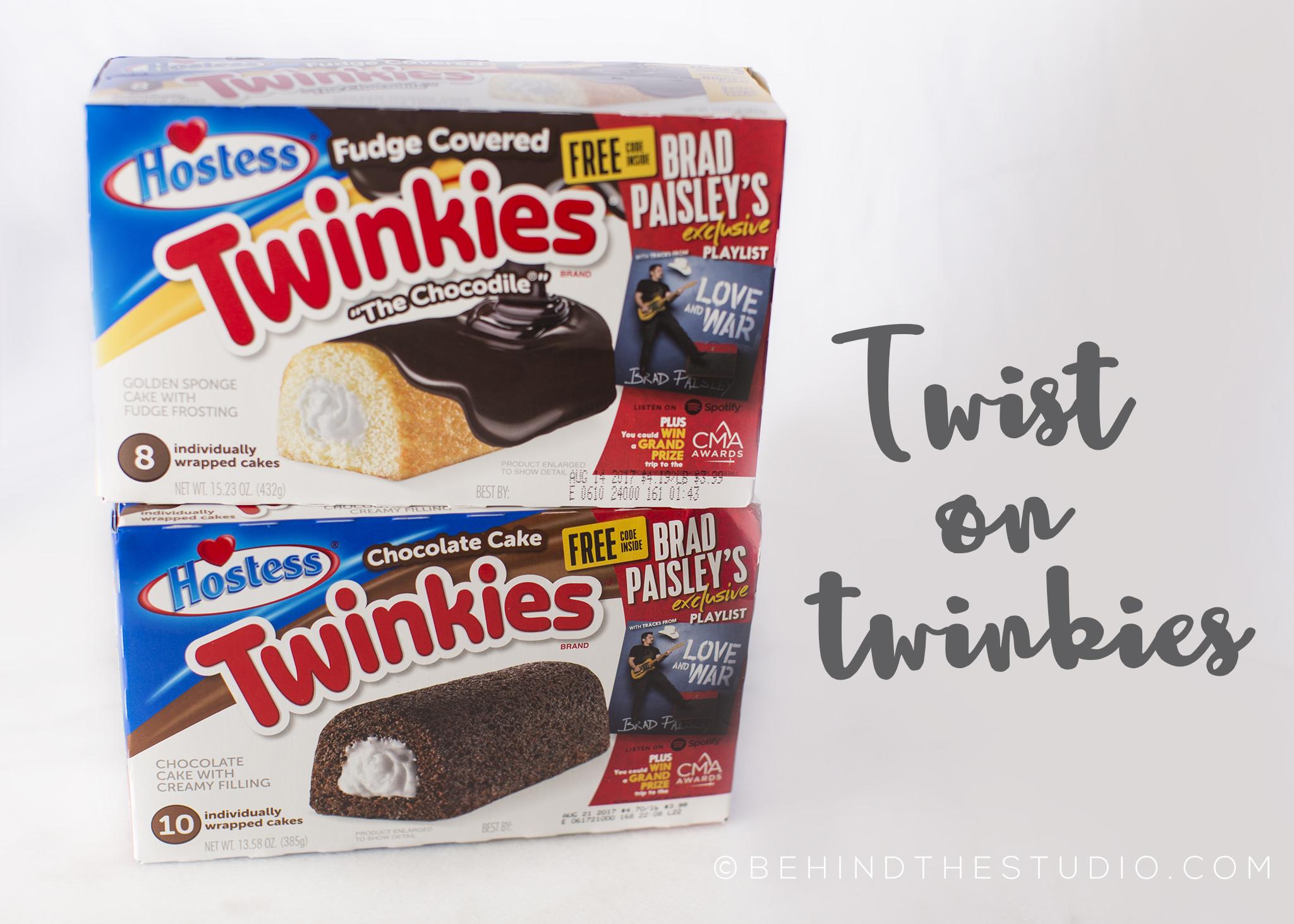 Chocolate cake strawberry trifle with Hostess Twinkies | #TwistOnTwinkies #AD @Hostess_Snacks