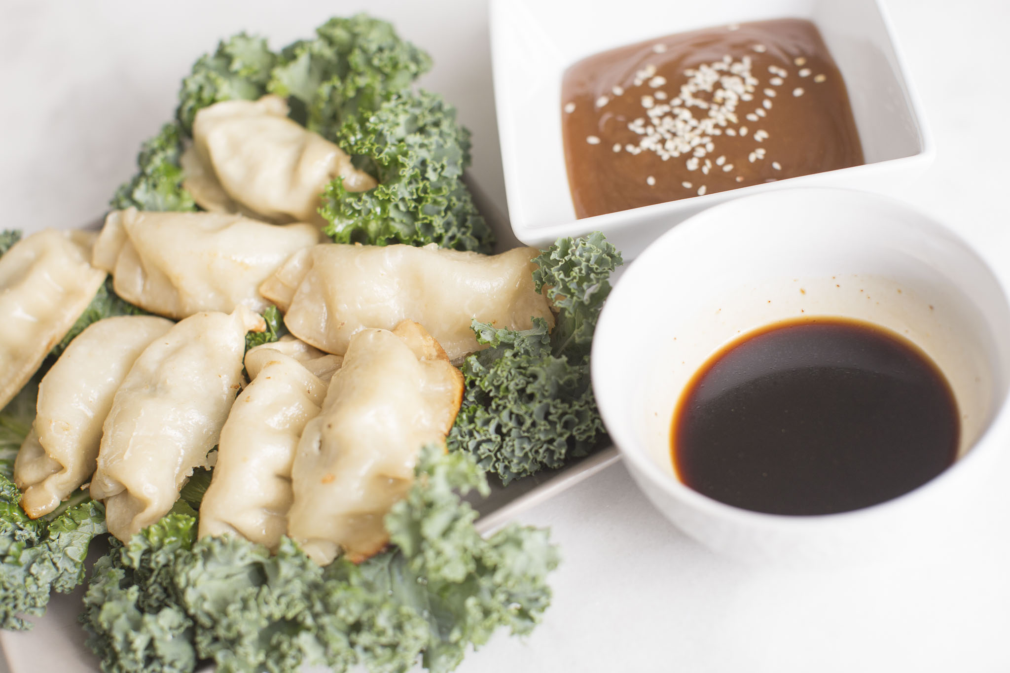 Ling Ling Asian Food Vegetable Potstickers - #LingLingAsianFood #LL #AD